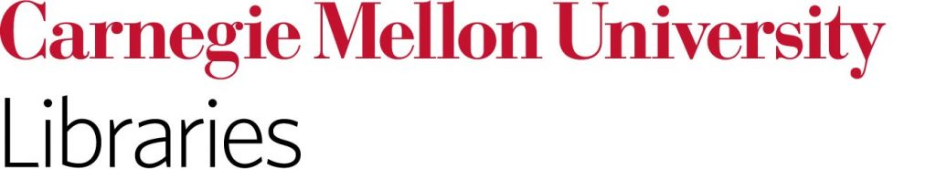 Carnegie Mellon University Library Logo